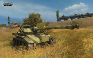 World of Tanks attaque Project Tank
