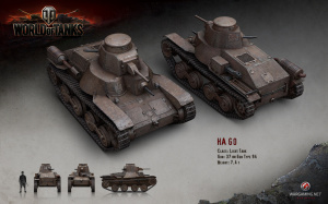 Nouvelle nation dans World of Tanks