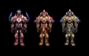 World of Warcraft dévoile ses Elfes et ses ensembles T17