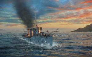 Gamescom - De nouvelles images pour World of Warships