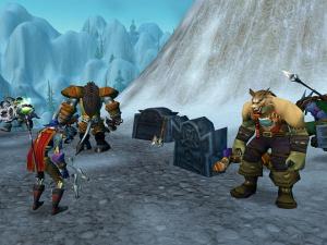 World of Warcraft : les champs de bataille