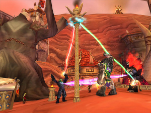 World Of Warcraft lance son festoche