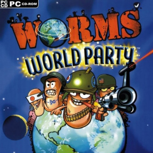 Worms World Party sur PC