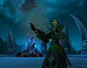GC 2008 : images de World of Warcraft : Wrath of the Lich King