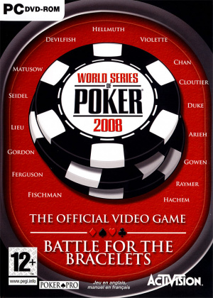 World Series of Poker 2008 : Battle for the Bracelets sur PC
