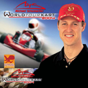 Michael Schumacher World Tour Kart 2004 sur PC