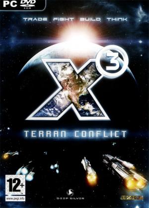 X3 : Terran Conflict