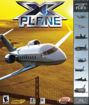 X-Plane sur PC