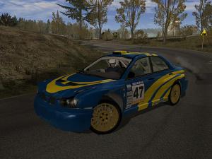 Xpand Rally sur la toile
