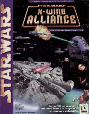 Star Wars : X-Wing Alliance sur PC