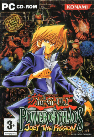 Yu-Gi-Oh! Power of Chaos : Joey the Passion sur PC