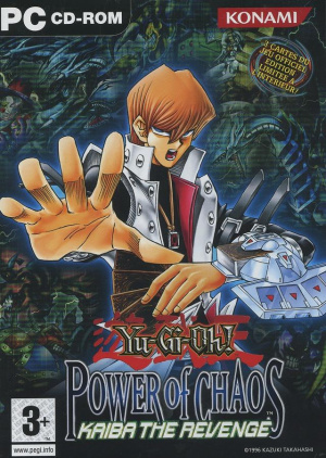 Yu-Gi-Oh! Power of Chaos : Kaiba the Revenge sur PC