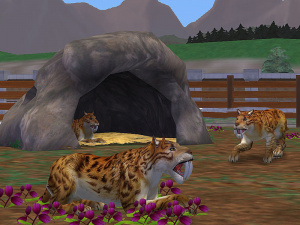 Images : Zoo Tycoon 2 milite pour les dinos