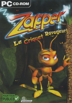 Zapper : Le Criquet Ravageur !
