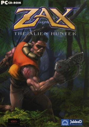 ZAX : The Alien Hunter sur PC