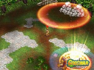 Images de Gods War Online