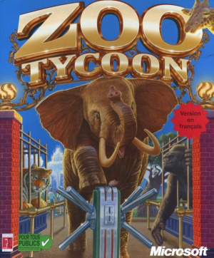 Zoo Tycoon sur PC