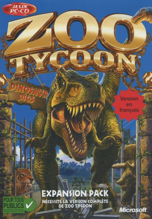 Zoo Tycoon : Dinosaur Digs sur PC