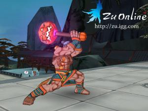 Images potironesques de Zu Online