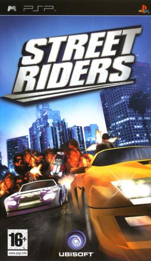 Street Riders sur PSP