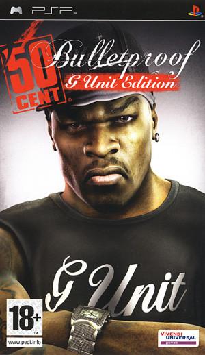 50 Cent : Bulletproof G Unit Edition sur PSP