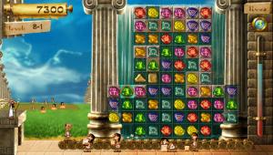 Images : Luxor et 7 Wonders arrivent sur consoles