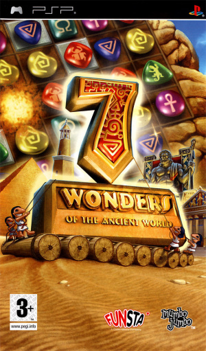 7 Wonders of the Ancient World sur PSP