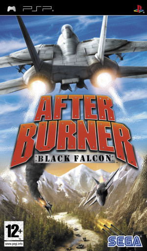 After Burner : Black Falcon