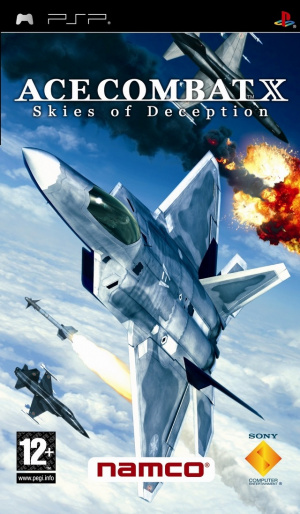 Ace Combat X : Skies of Deception
