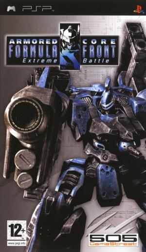 Armored Core : Formula Front : Extreme Battle sur PSP