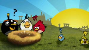 Miyamoto aime Angry Birds