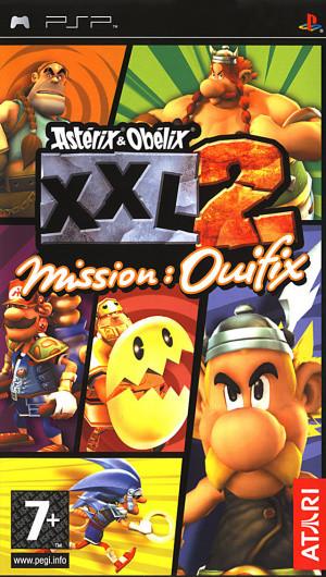 Astérix & Obélix XXL 2 : Mission Ouifix sur PSP