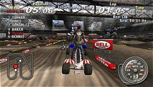 PSP : ATV Off Road Fury