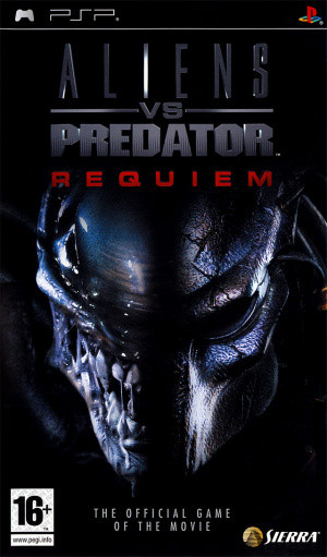 Aliens vs Predator : Requiem sur PSP