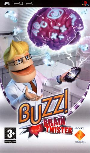 Buzz ! : Brain Twister sur PSP