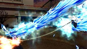 Images : Bleach 5 chauffe la PSP