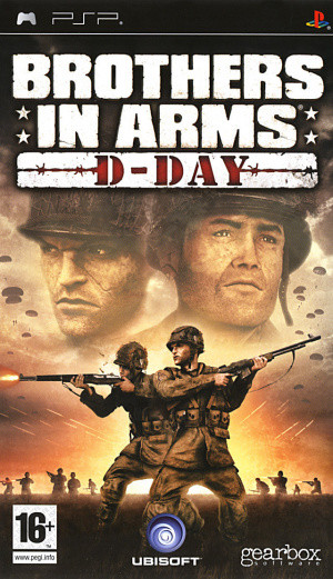 Brothers in Arms : D-Day sur PSP