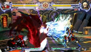 Blazblue : Calamity Trigger en retard sur PSP