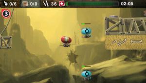 Blimp : The Flying Adventures en PSP Minis