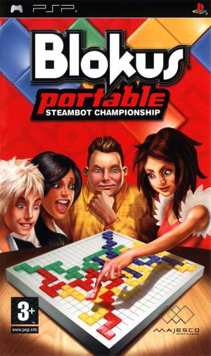 Blokus Portable Steambot Championship sur PSP