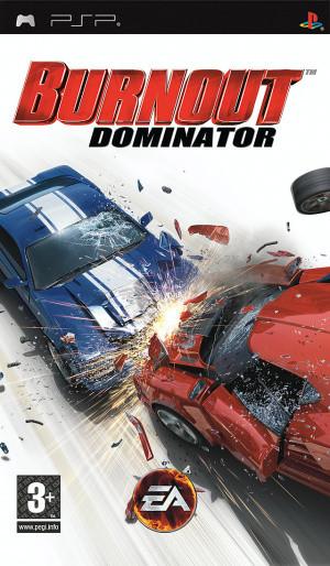 Burnout Dominator sur PSP