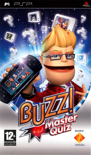 Buzz ! : Master Quiz sur PSP