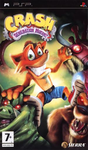 Crash : Génération Mutant sur PSP
