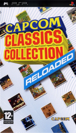 Capcom Classics Collection Reloaded sur PSP