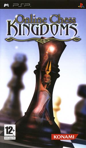 Online Chess Kingdoms sur PSP