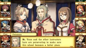 Images de Class of Heroes