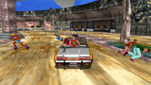 Images : Crazy Taxi : Fare Wars