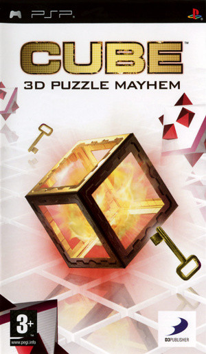 Cube : 3D Puzzle Mayhem