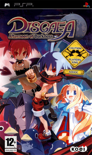 Disgaea : Afternoon of Darkness sur PSP