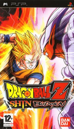 Dragon Ball Z : Shin Budokai sur PSP